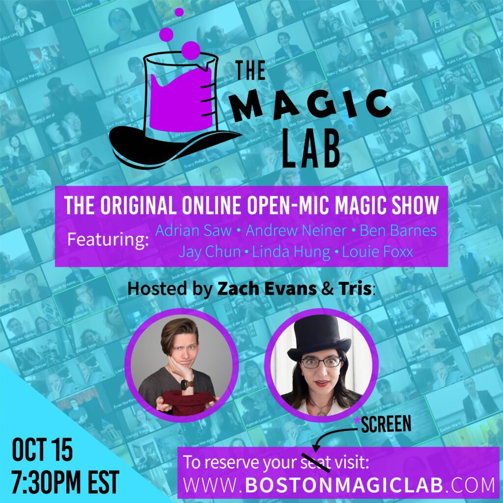 boston magic lab