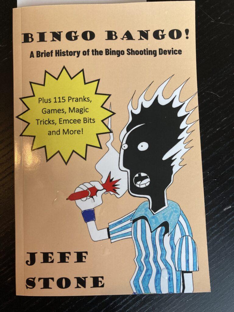 Bingo Bango by Jeff Stone